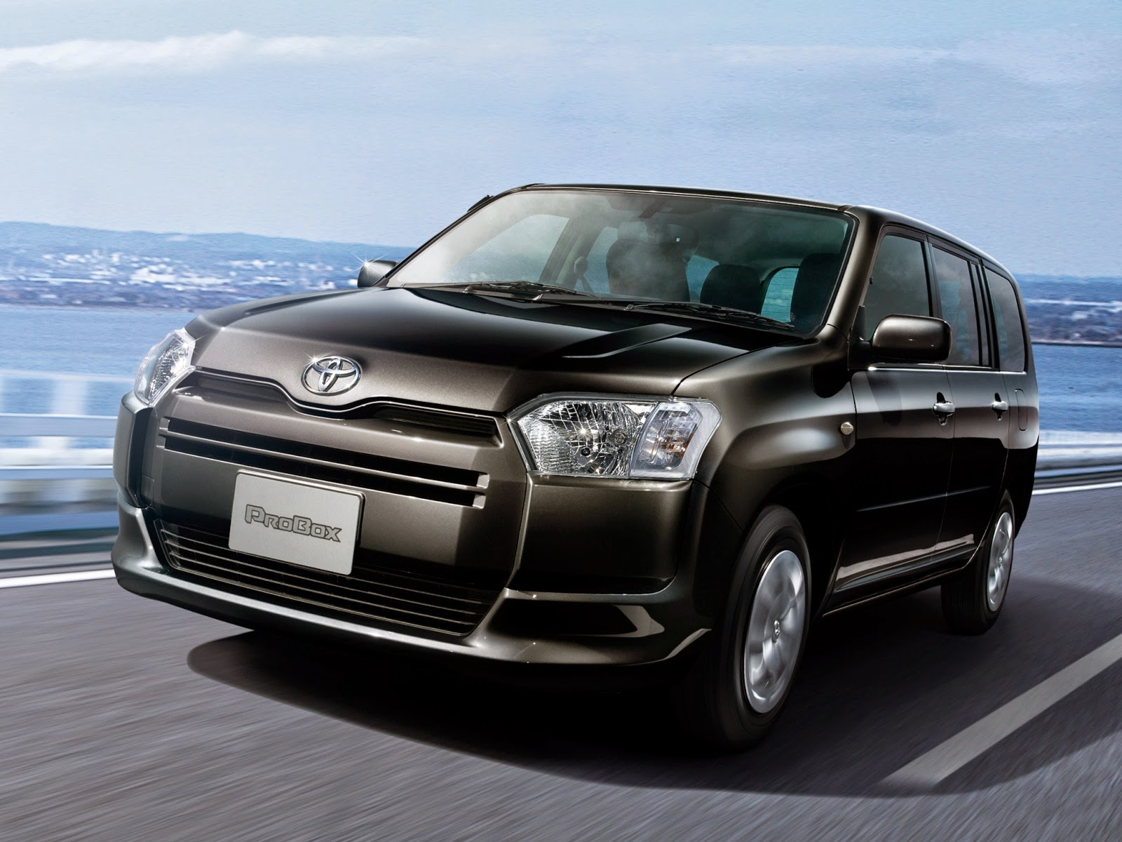 2014 toyota probox and succeed \u2013 updated practicality auto reviewToyota Probox New Shape #2