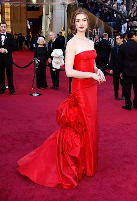 Las mejores vestidas en los Oscar 2011