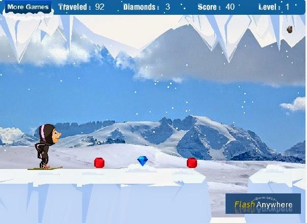 مغامرات التزلج