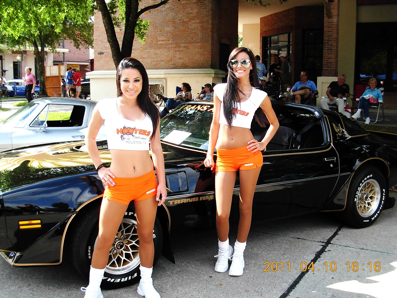 Pin Girls With Trans Am on Pinterest