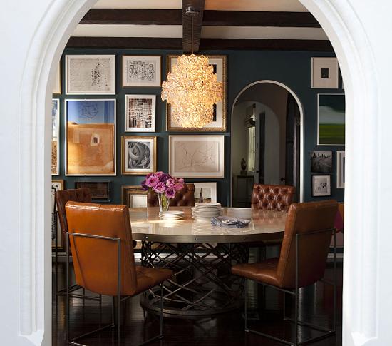 Nate Berkus Dining Room