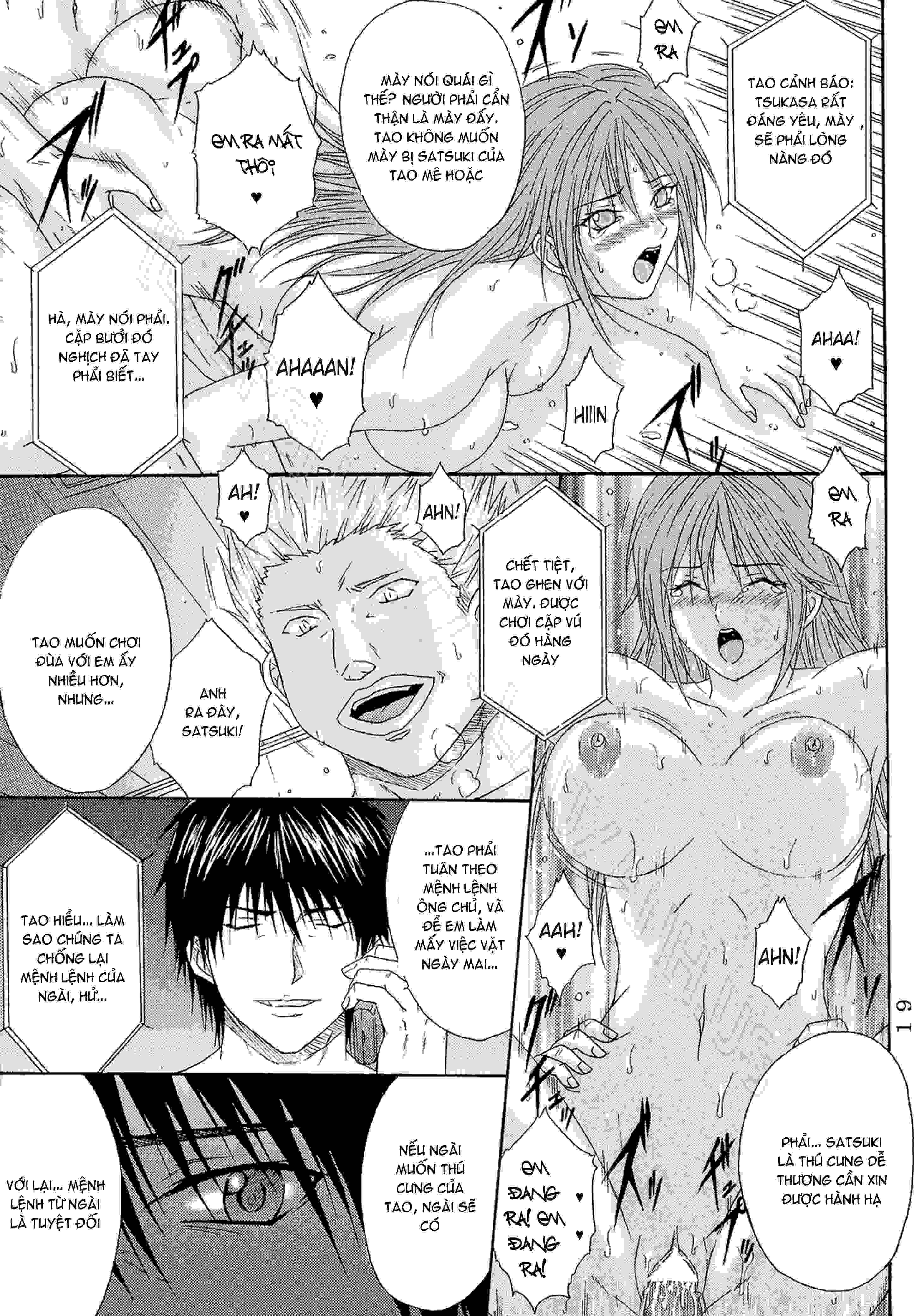 TruyenHay.Com - Ảnh 18 - Ryoujoku Rensa Chapter 6
