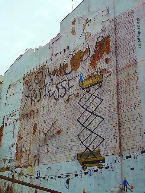 Street Art, Arte Urban ESCIF Valencia