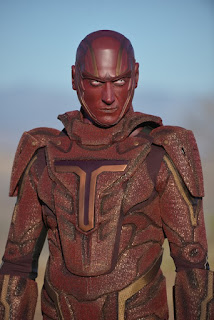 Iddo Goldberg as Red Tornado from Supergirl tv series