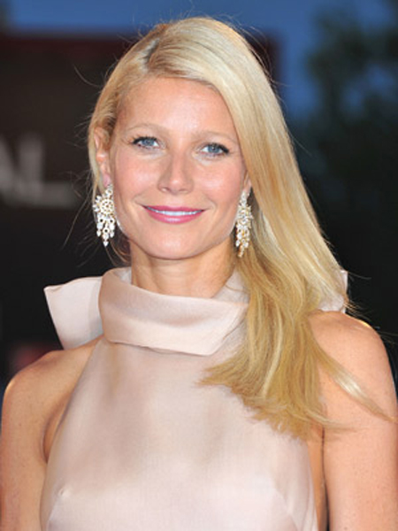 Gwyneth Paltrow Round Face Shape Hairstyles Gwyneth Paltrow Looks