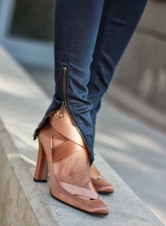 gucci pumps block heels ballet style high heel
