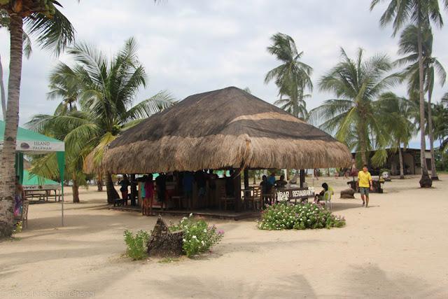 Cowrie Island in Puerto Princesa, Palawan