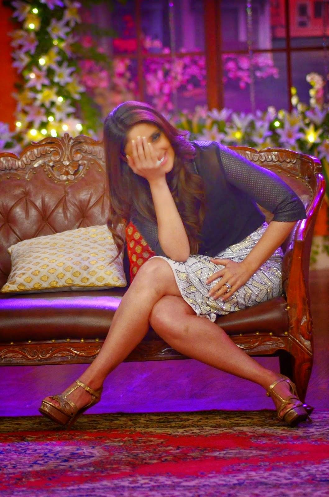 Kareena Kapoor Hot At The Promotion Of Film 'Singham ...
