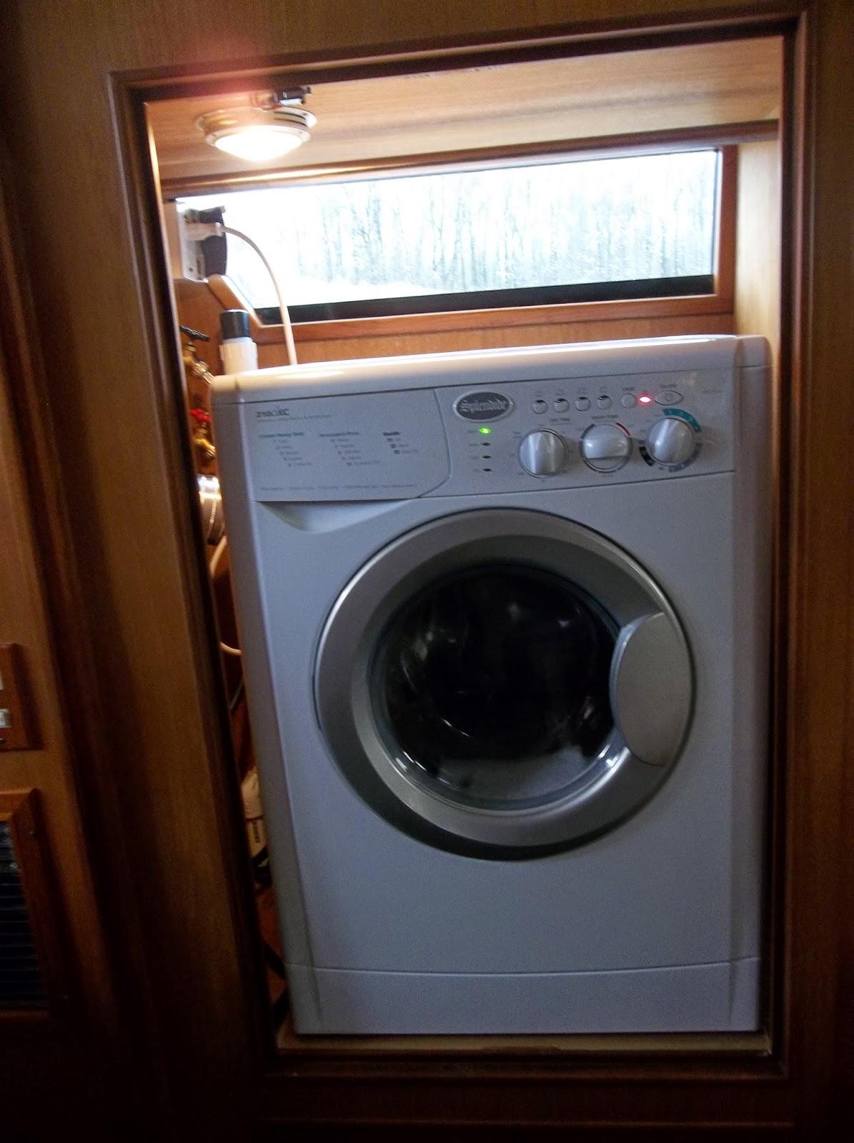 boat washing machine