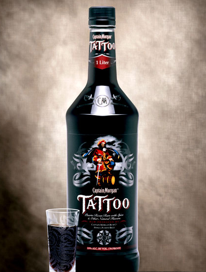 bob 39 s brew and liquor reviews captain morgan tattoo