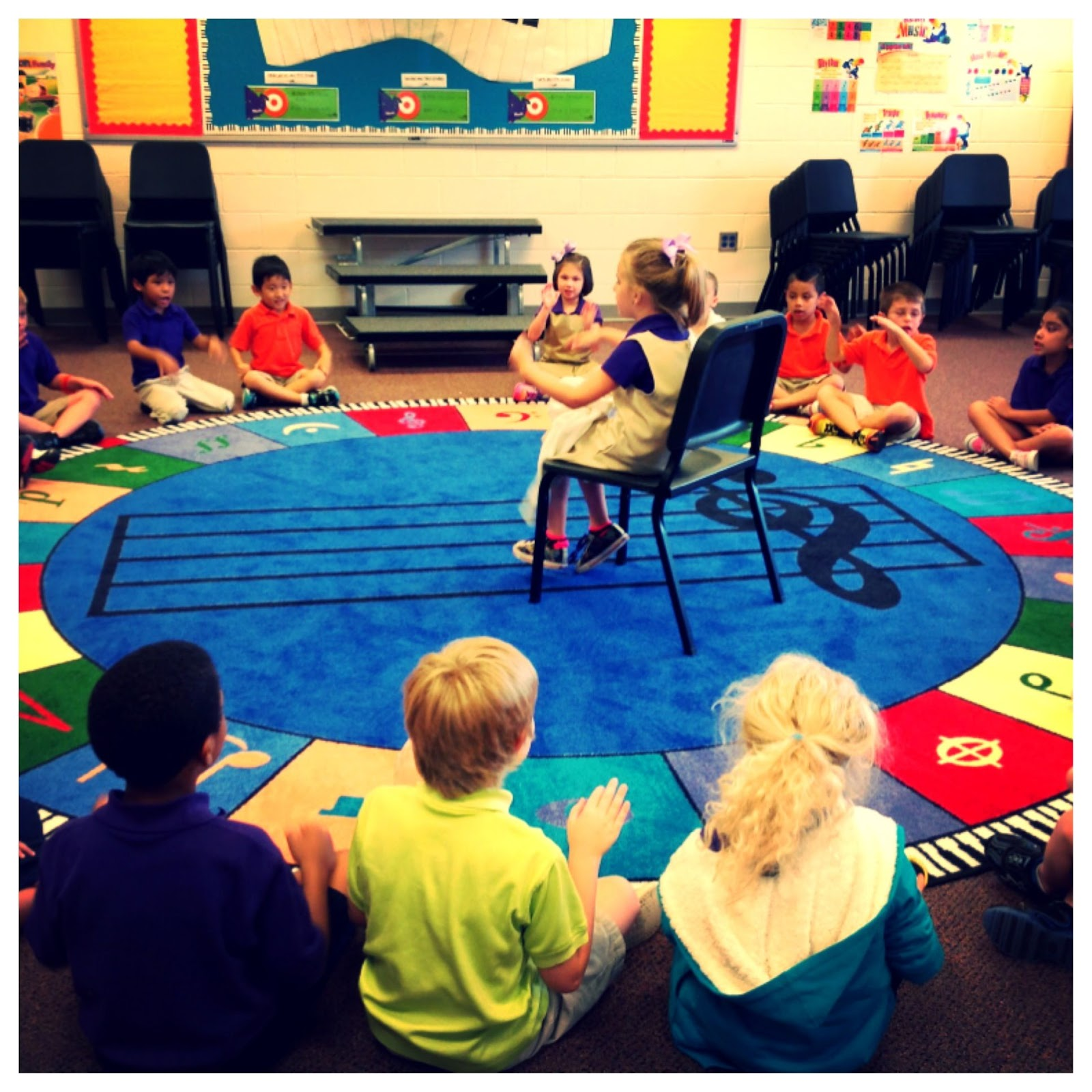 Elementary Classroom Games ~ So la mi music kindergarten first grade