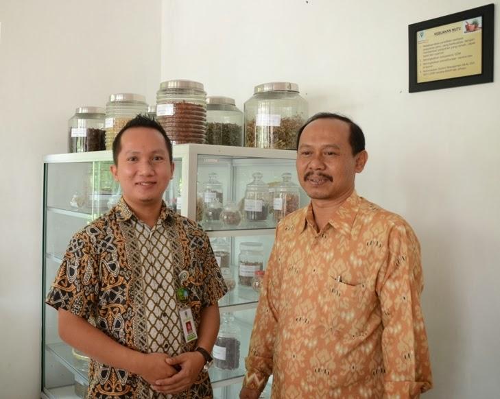 Pengembangan Tanaman Obat dan Obat Tradisional (B2P2TO2T) Tawangmangu