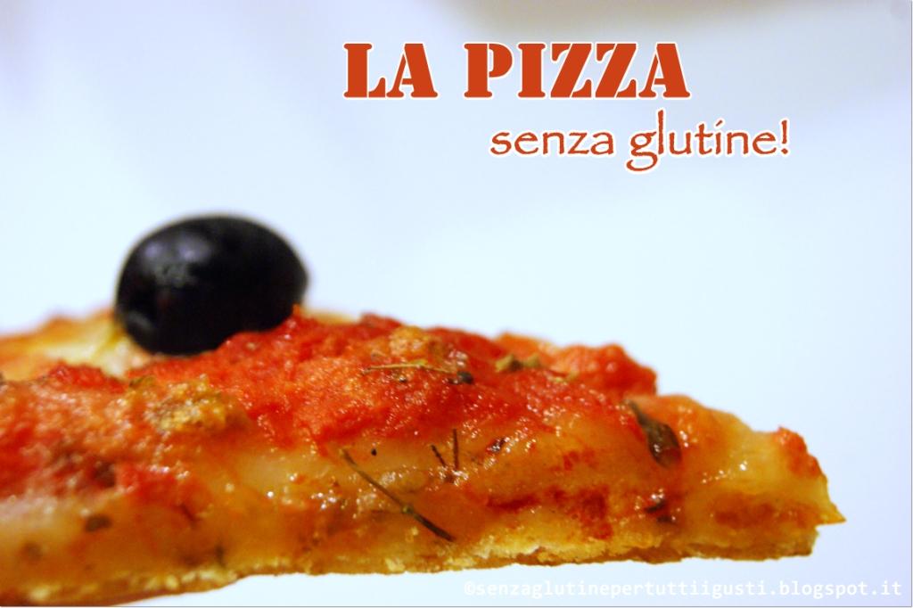 pizza senza glutine con nuovo mix nutrifree per il 100% gluten free (fri)day!