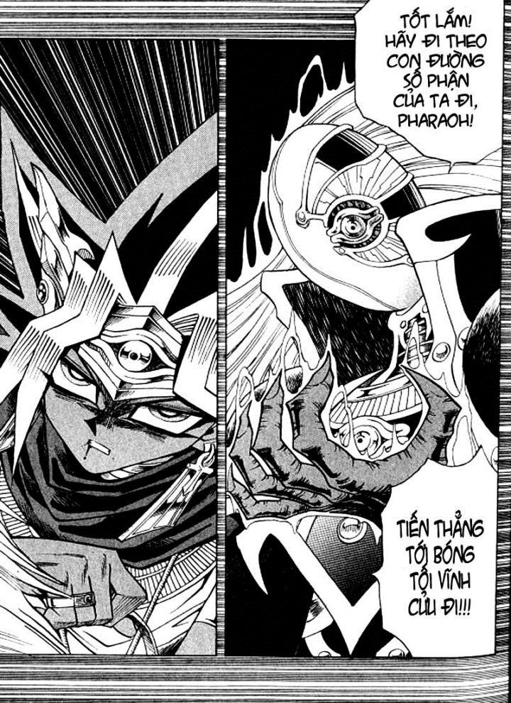 YuGi Oh – Vua Trò Chơi chap 306 Trang 17