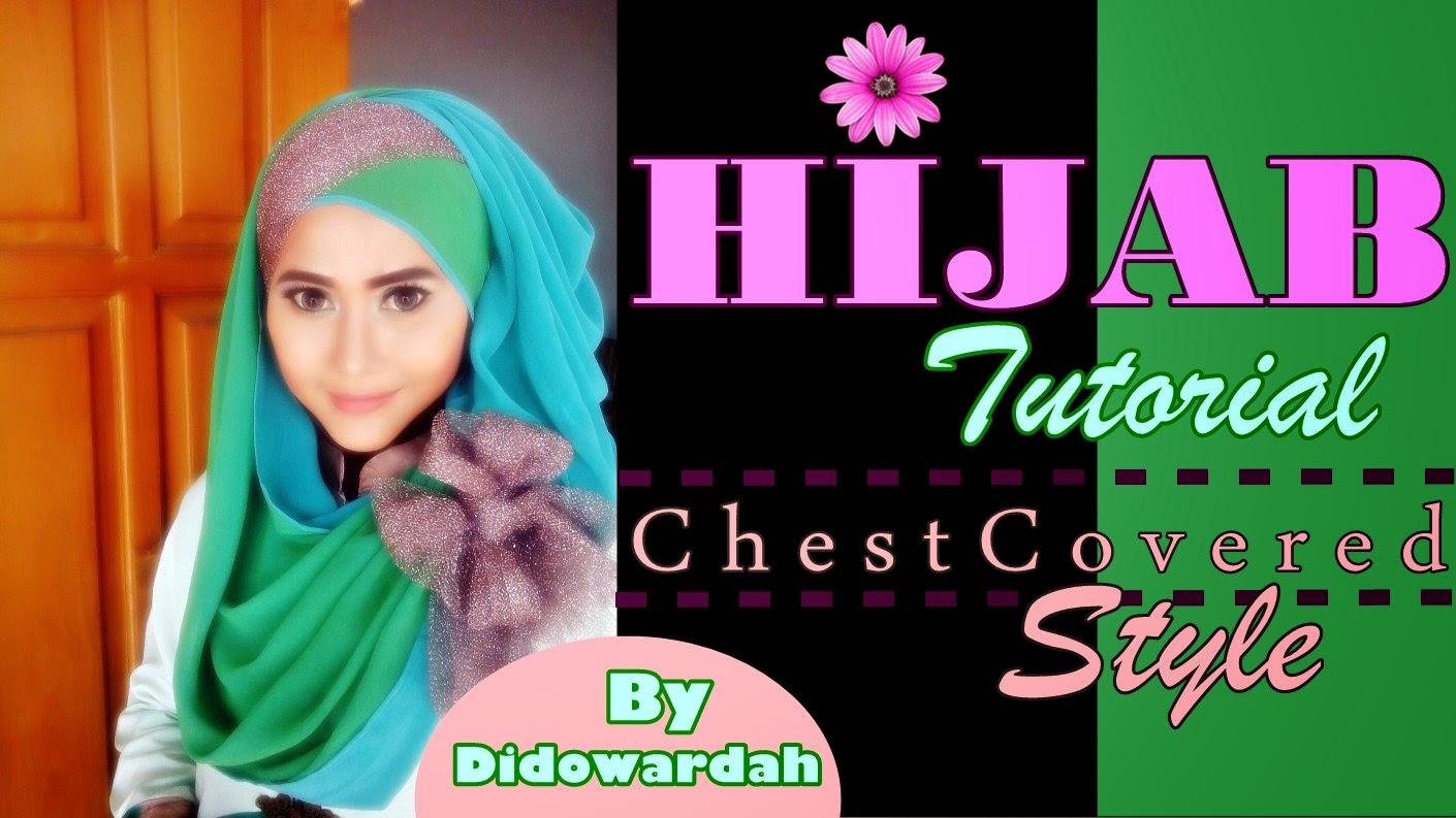 Tutorial Jilbab Untuk Hijaber Indonesia Tutorial Hijab Pesta