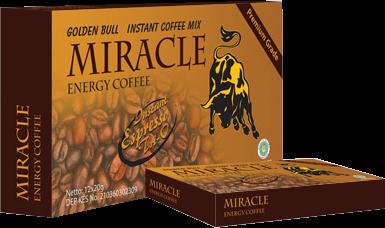 Agen kopi miracle di Balikpapan