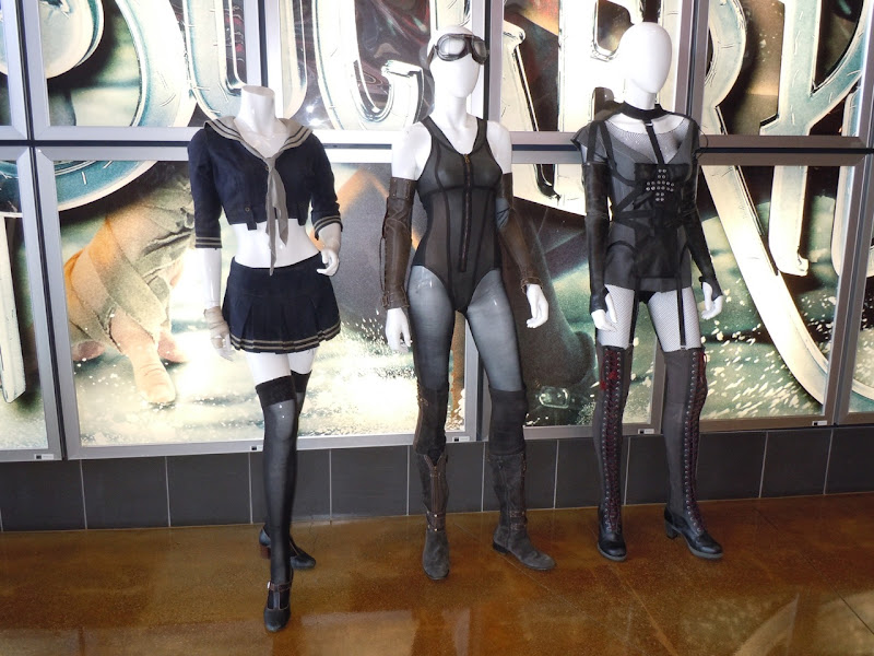 Original Sucker Punch movie costumes