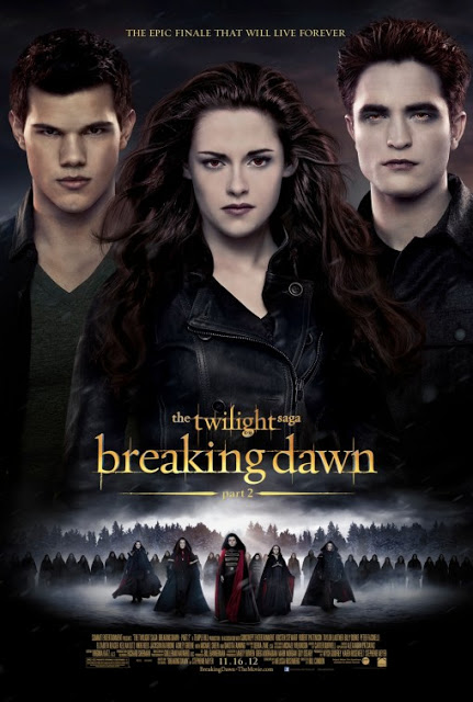 The Twilight Saga: Breaking Dawn – Part 2 (2012) TS 450Mb Mkv