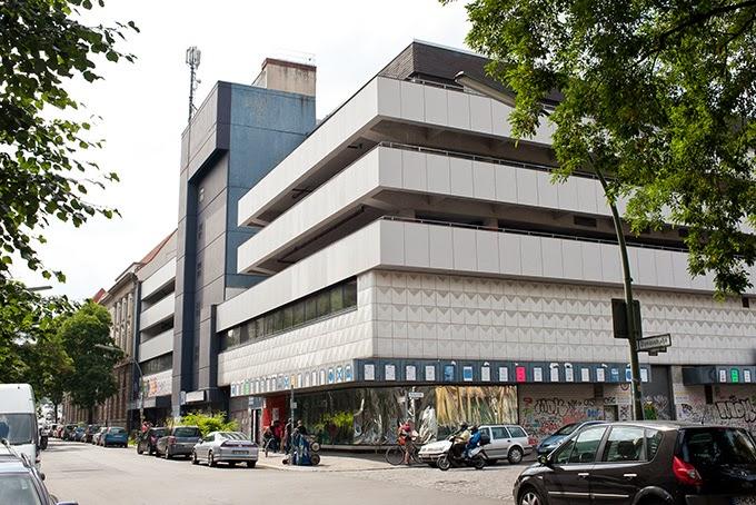 Parkhaus Donaustraße