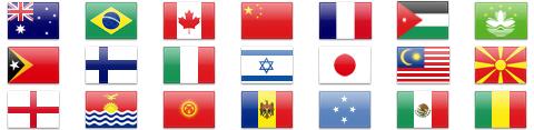Kode Bendera Negara Untuk Status BBM Terlengkap
