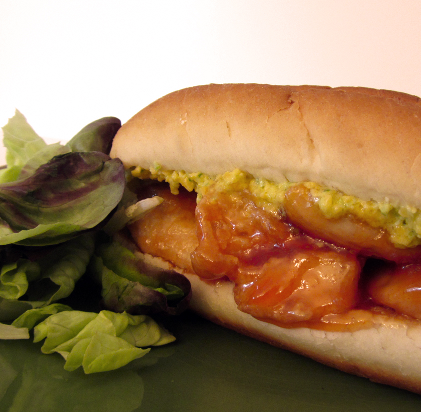 you might have seen my last sandwich post sweet sour pork sandwiches ...