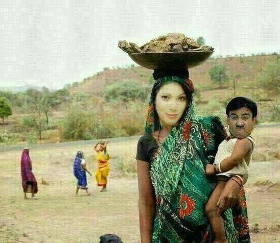 Mun Mun Dutta aka Babita Ji of Tarak Mehta Ka Ulta Chashma in Bikini