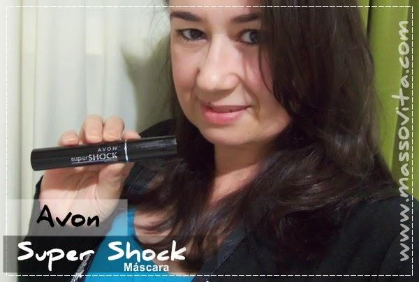 Testei máscara Super SHOCK da Avon