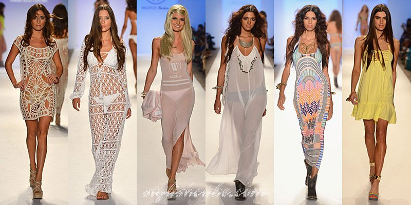 Spring Summer 2013 Fashion Beach Dresses Trends | Love Style Love ...