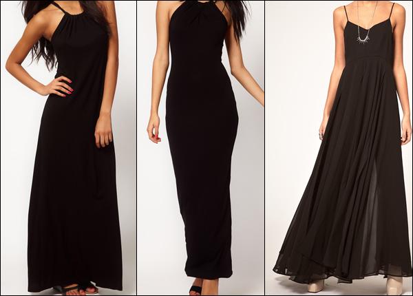 www.designandfashionrecipes.com by Cristina Dal Monte - little black dress by Asos
