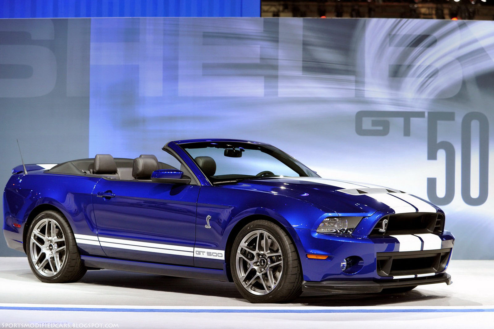 2013 ford mustang shelby gt500 sports modified cars. Black Bedroom Furniture Sets. Home Design Ideas