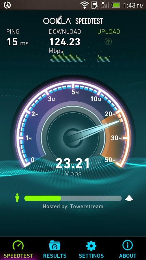 Speedtest.net Premium v3.1.0
