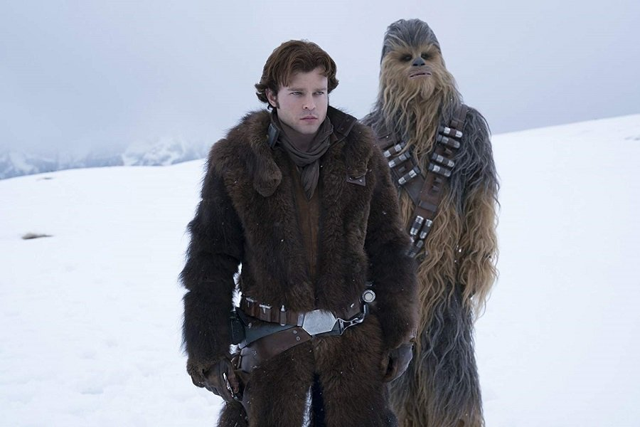 Solo: A Star Wars Story Dublado Download Imagem