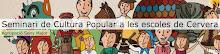 Seminari de Cultura Popular a les escoles de Cervera