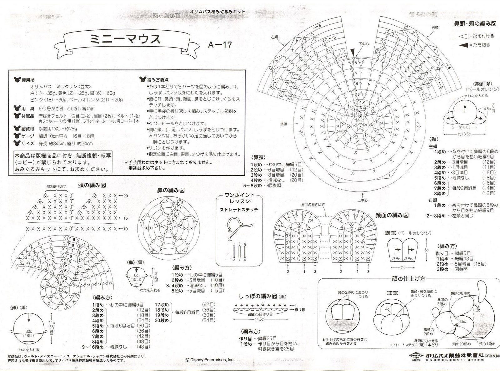 Contemporáneo Patrón Libre Crocheter Diaria Composición - Ideas de ...