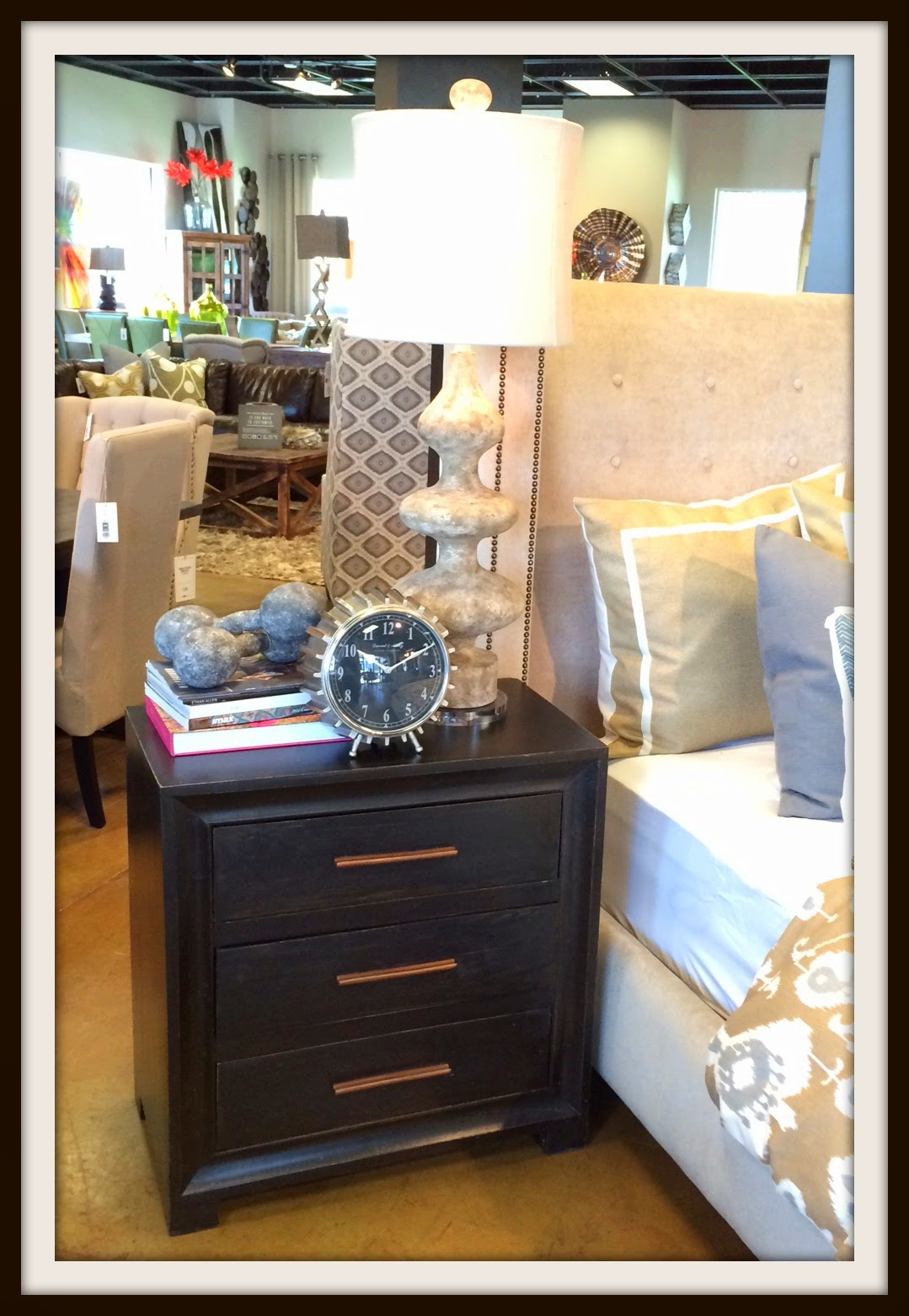 hello metro how to decorate a nightstand i o metro