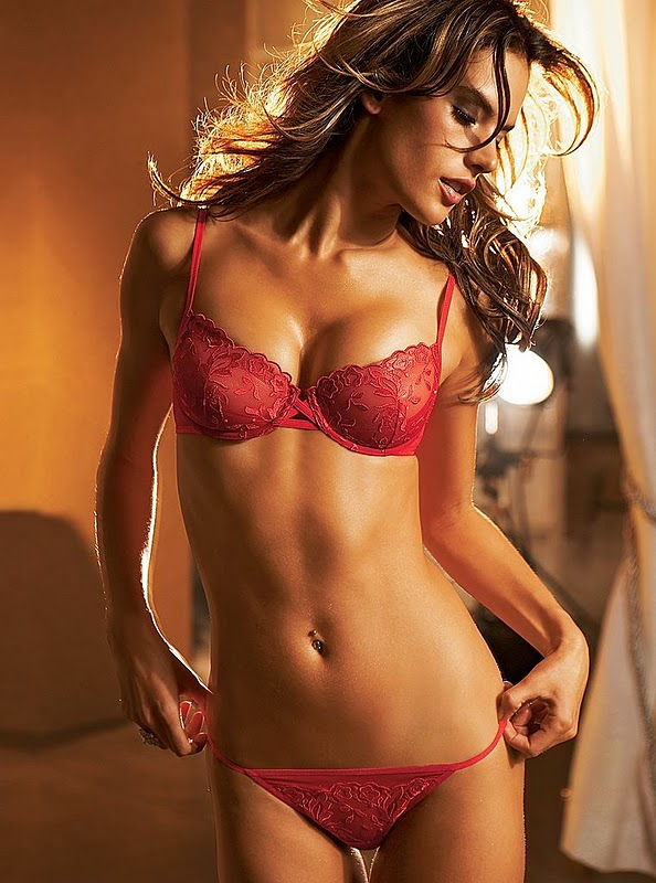 Victoria Secret Models Without Push Up Bras What is modeling?