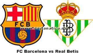 Barcelona vs Betis 2013 Liga BBVA