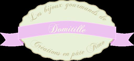 Les bijoux gourmands de Domitille - Créations en pâte Fimo