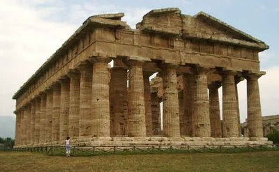 Grecia antigua arquitectura en grecia for Arquitectura de grecia