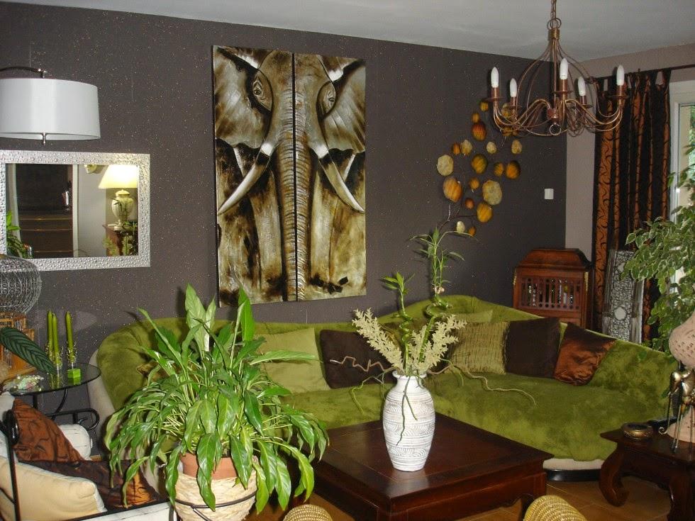 Sala verde design