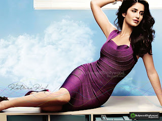 Katrina kaif hot and sexy purple