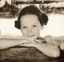 Third daughter B aka Happy, Age 8