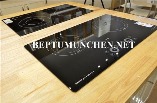 bếp từ có khả năng điều chỉnh mức nhiệt dễ dàng