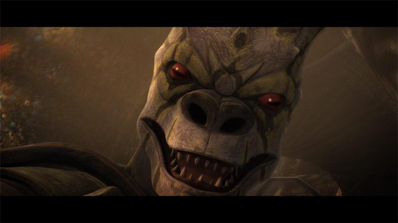 Wookiee Hunt (2011) Season 3 Episode 318- The Clone Wars ...