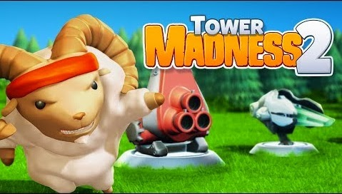 TowerMadness 2 Apk v1.2.4 + Data Mod [Unlocked]