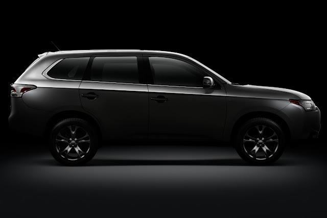 Sneak Peek Mitsubishi Outlander 2014