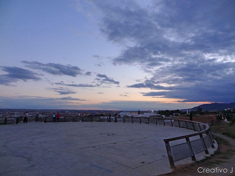 mirador Parque asomadillas cordoba españa