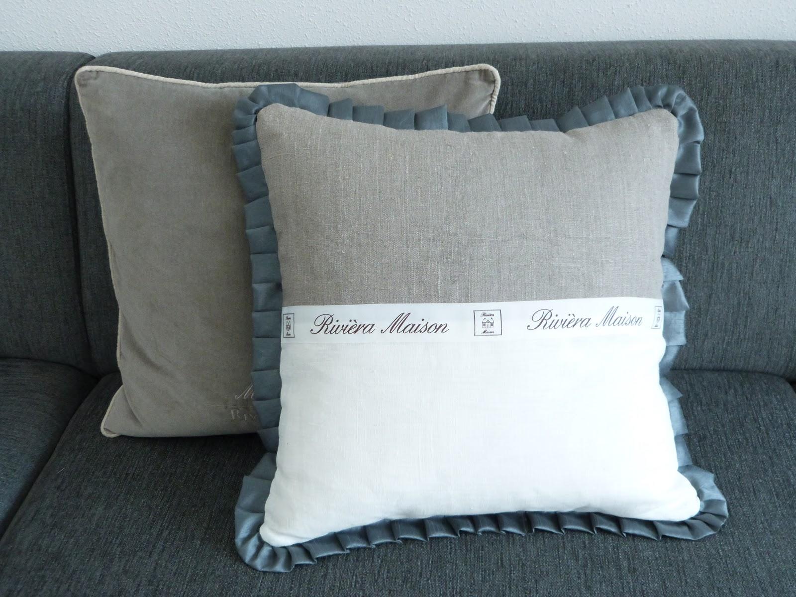 Riviera Maison Kussen : Het brocante schelpenhuisje echt nep riviera maison kussen