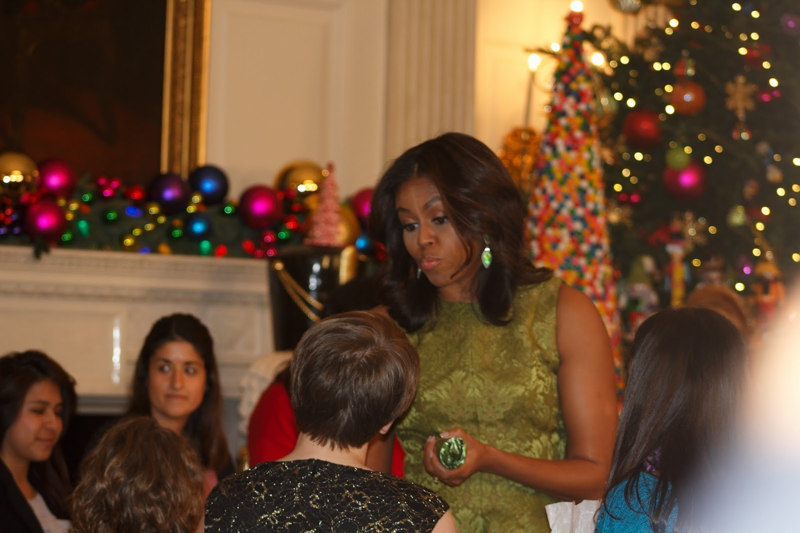 FIRST LOOK: White House previews its decked halls to kick off the ...