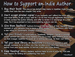 ~Great Steps to Support Indie Authors~